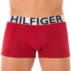 Boxer HILFIGER Microfiber Rouge Tommy Hilfiger
