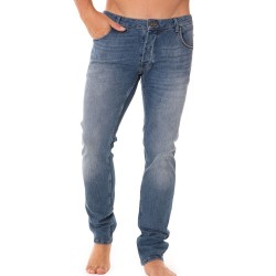 Pantalon Jeans Stretch Joy Indigo Solid