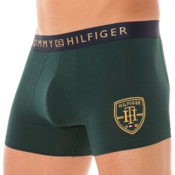 Boxer Embroidery Vert Tommy Hilfiger