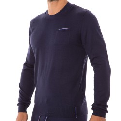 Pull Soft Knit Marine Tommy Hilfiger