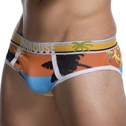 Slip Ibiza Orange Marcuse