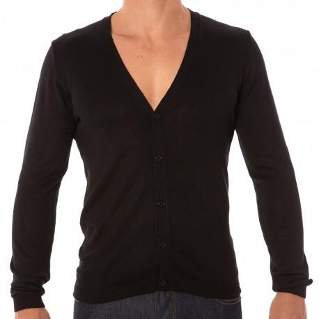 Inderwear Gilet Kensal Noir Tailored Originals