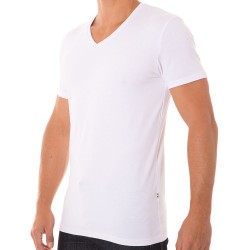 T-Shirt Keighley Blanc Tailored Originals