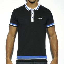 Polo Sailor Noir ES Collection