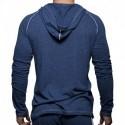 Sweat-Shirt Vibe Aspire Hoodie Bleu Cobalt
