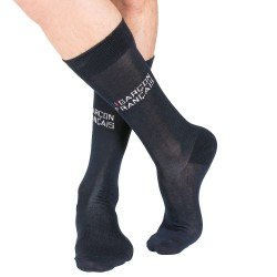 Socks - Navy Garçon Français