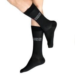 Chaussettes Noires Garçon Français