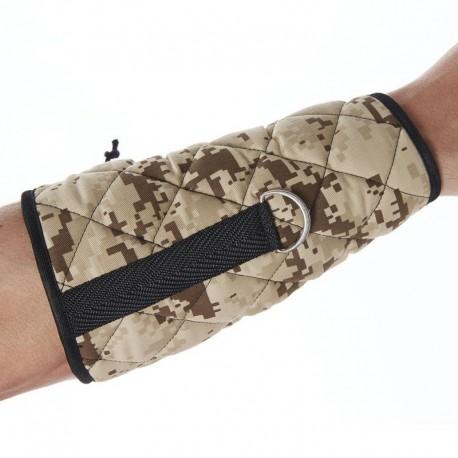 Inderwear Manchette Camp Gladiator Camouflage Beige Barcode