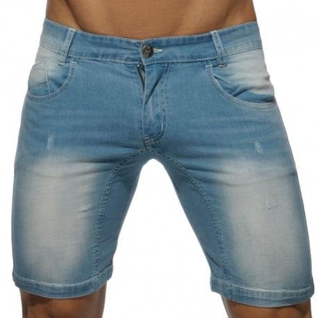 Addicted Bermuda Jeans Indigo