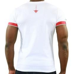 T-Shirt Brave Blanc TOF