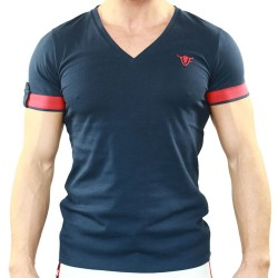 T-Shirt Brave Marine TOF