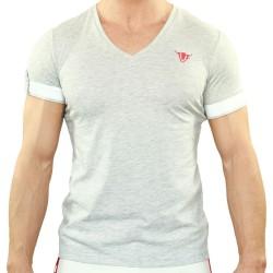 T-Shirt Brave Gris TOF