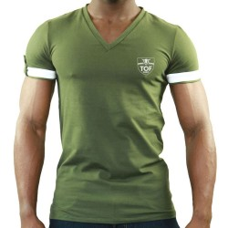 T-Shirt Brave Kaki TOF
