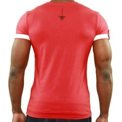 T-Shirt Brave Rouge TOF