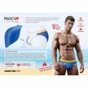 Boxer de Bain Three Colors Marine
