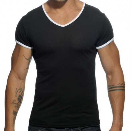 Addicted Basic Colors T-Shirt - Black