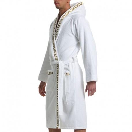 Modus Vivendi Peignoir Meander Blanc