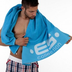 Drap de Bain Turquoise ES Collection