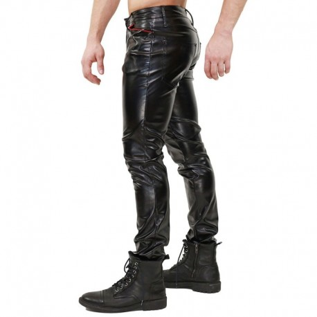 TOF Paris Pantalon Gladiator Noir