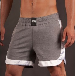 Short Boxing Gris Barcode