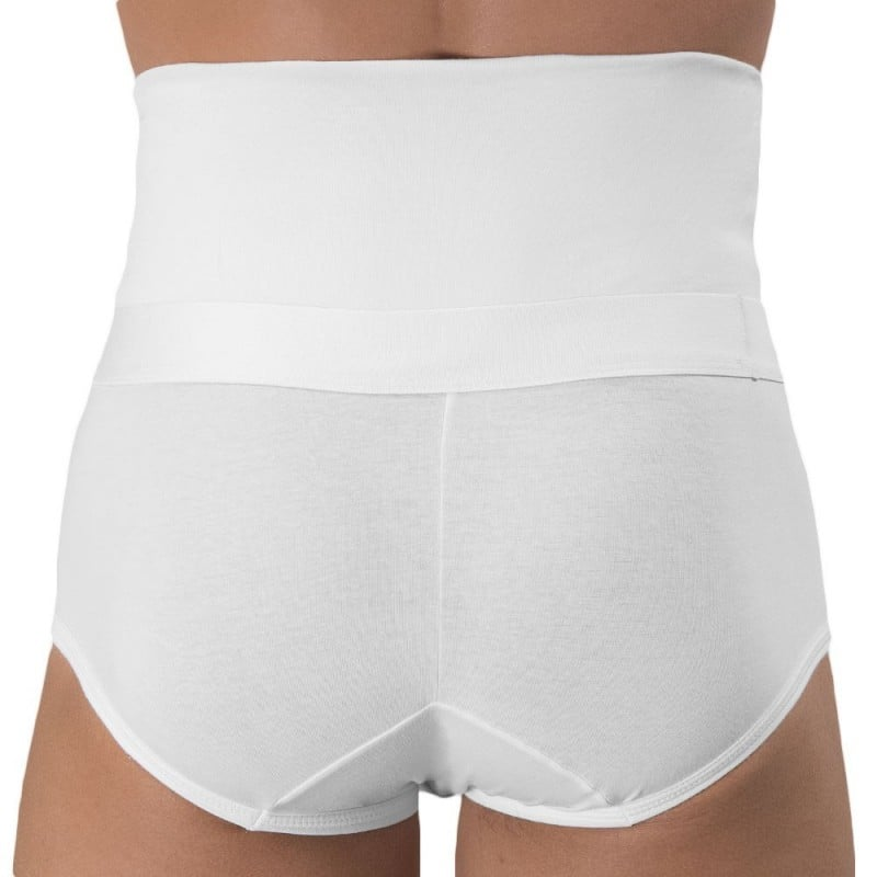 Rounderbum Boxer Slim Fit Blanc