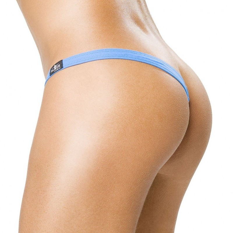 alter lateral flash thong blue