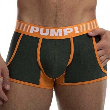 Pump! Boxer Jogger Squad Kaki