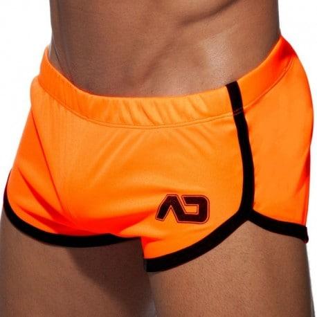 Addicted Short Neon 19 Orange Fluo