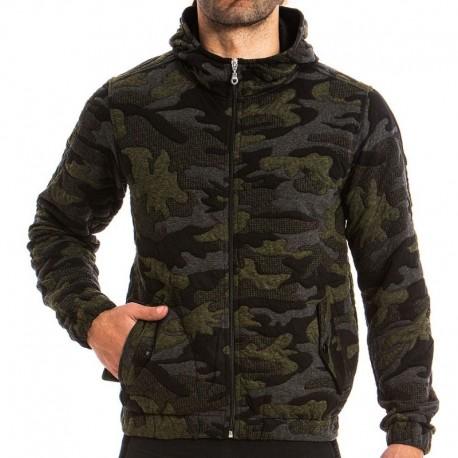 Modus Vivendi Veste Jock Camouflage Kaki
