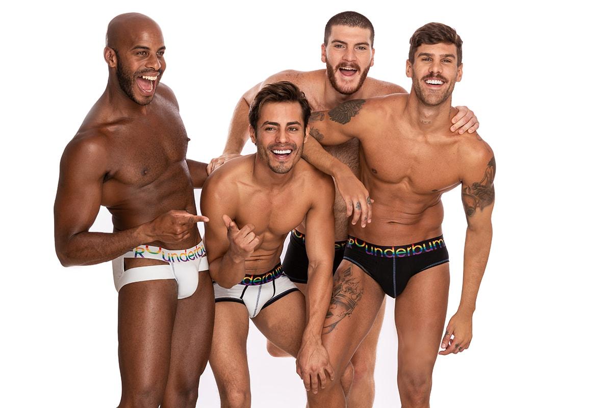 5b545299ce Rounderbum : discover the latest 2019 underwear trends   Underwear