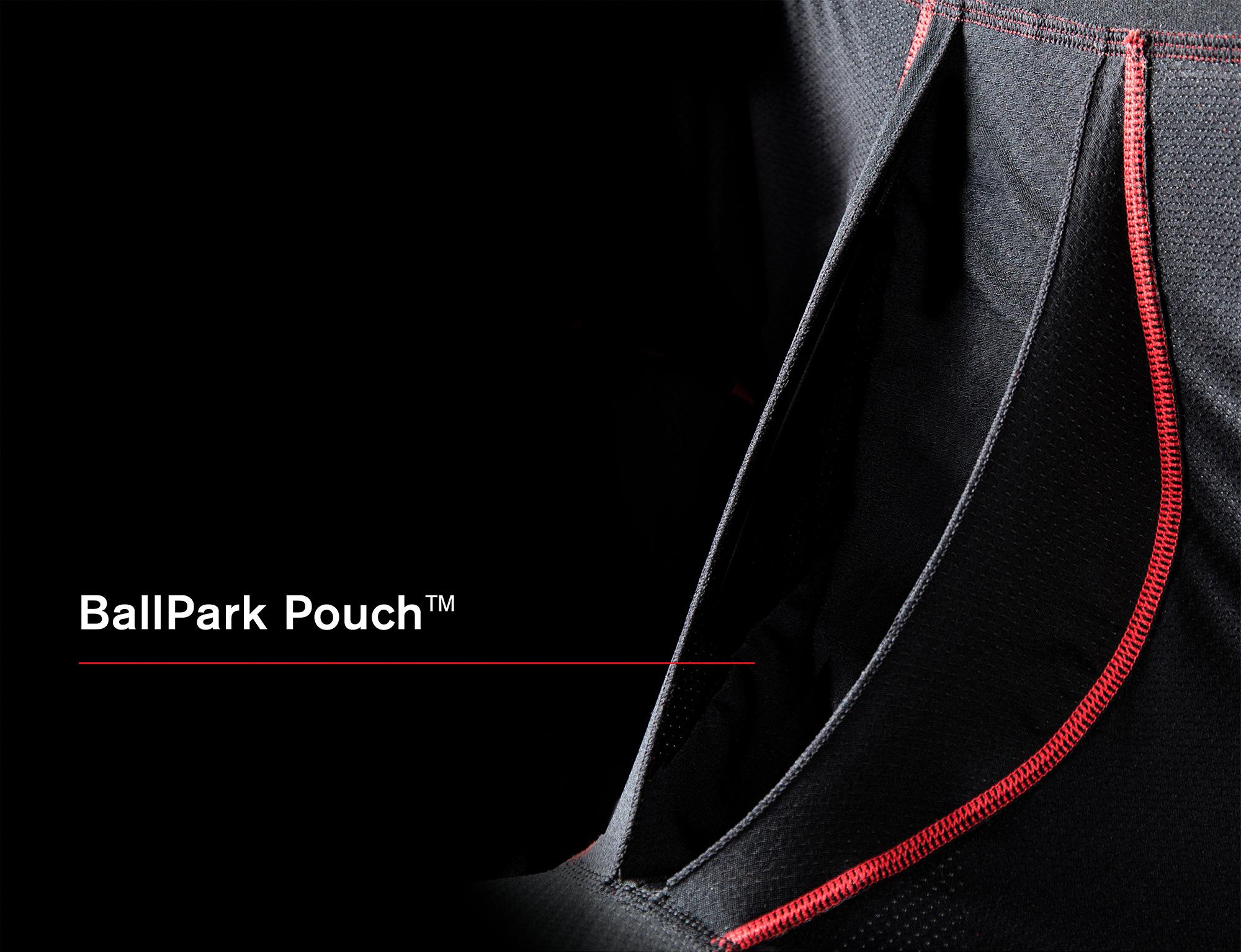 ballpark pouch