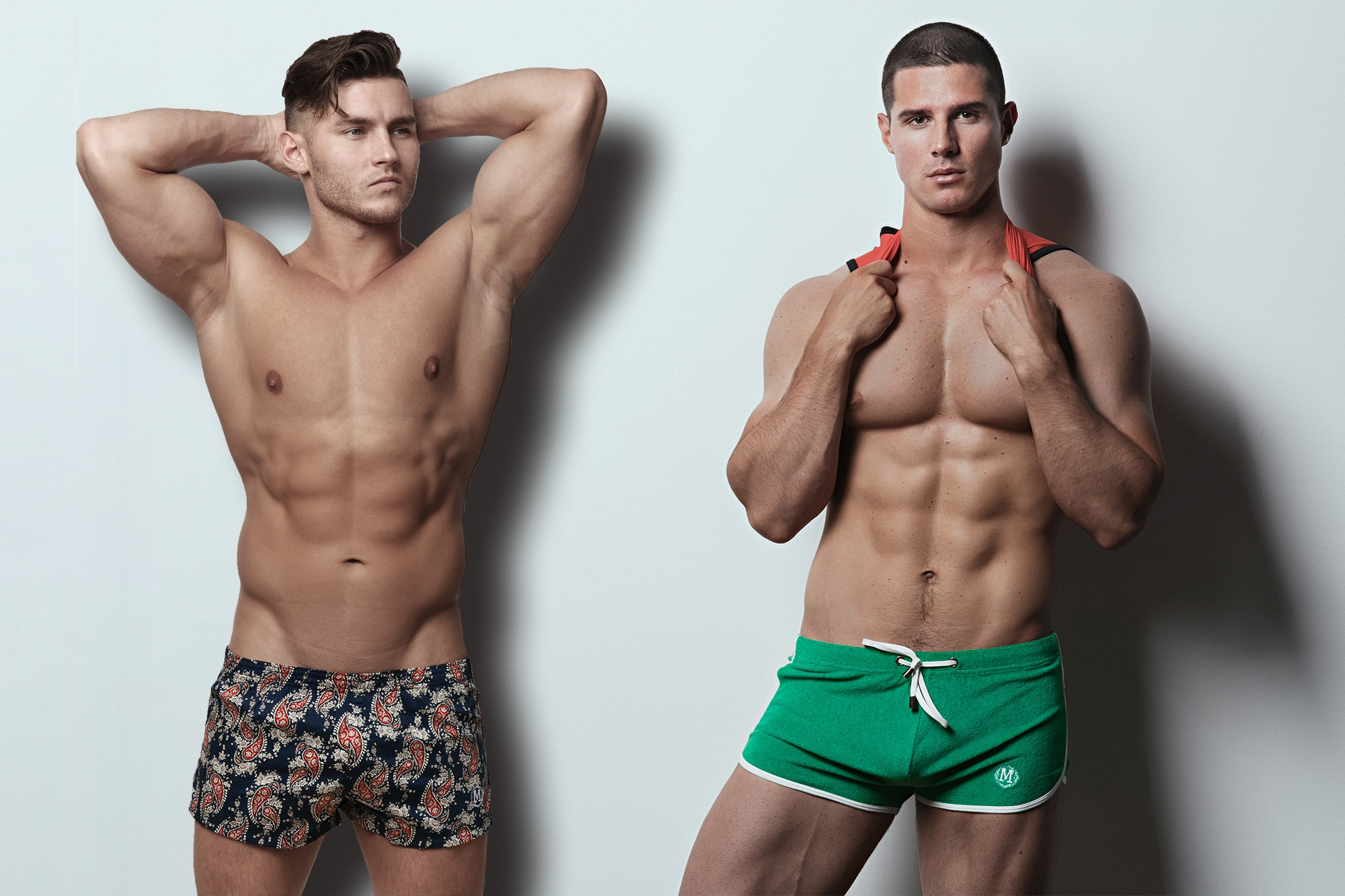 Marcuse new shorts : loungewear and sportswear styles