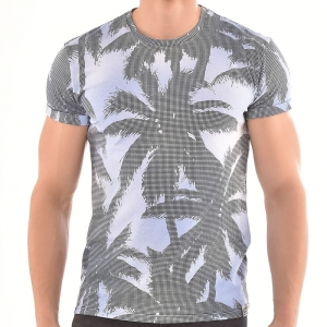 PALM T-SHIRT ROBERTO LUCCA