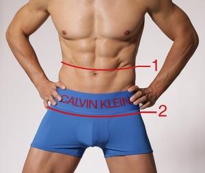 où mesurer son tour de taille et son tour de hanche